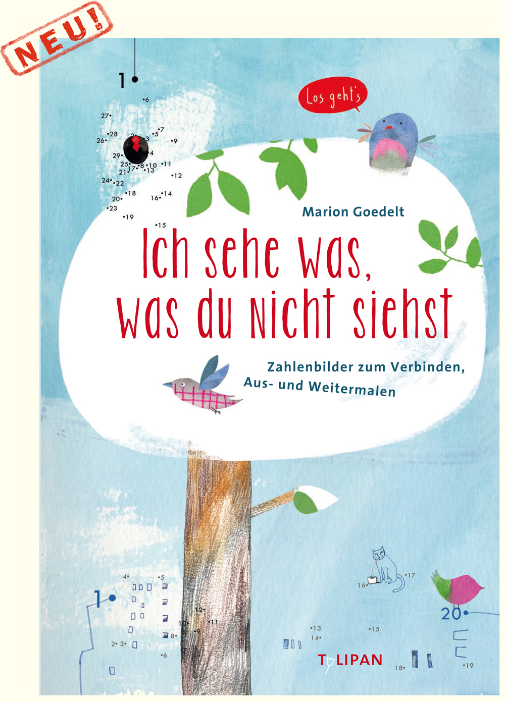 Kinderbuch   Marion Goedelt - Illustration